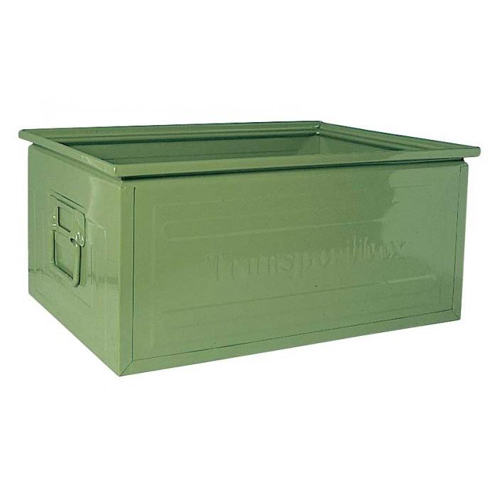 Caja met lica 202 0a transportbox contenedores - Contenedores metalicos apilables ...