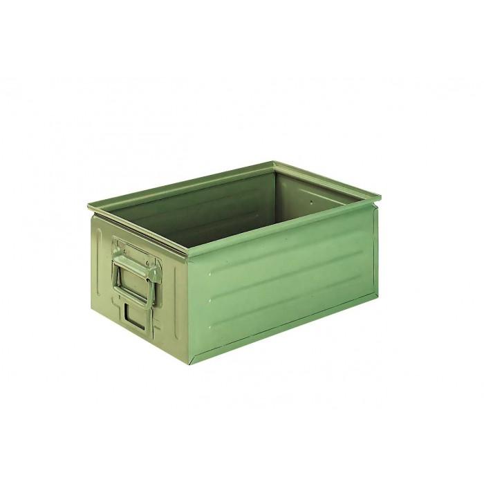 Caja met lica 202 1a transportbox contenedores - Contenedores metalicos apilables ...
