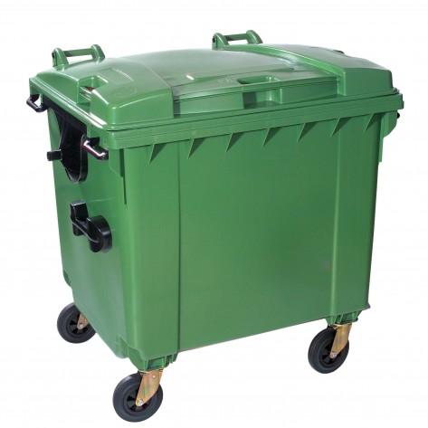 Cubos plásticos para resíduos CB-1100
