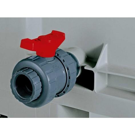 Guías metálicas para cajas Plastibox GR-300/600