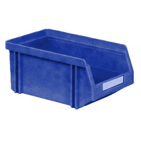 Caja de plástico con abertura frontal K-200/4