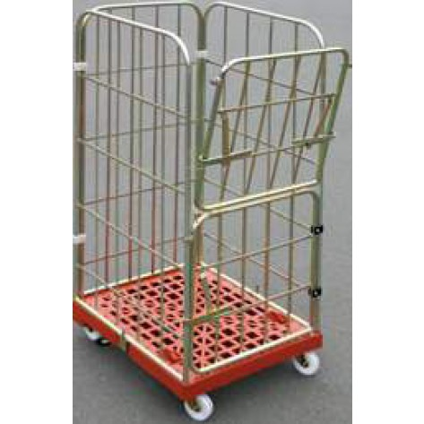 Carro Roll-Container RCP-0807/4