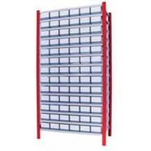 Estantería para cajas de plástico Regalbox EP50-R3 C/C