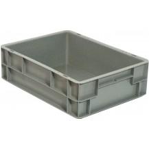 Caja de plástico apilable Norma Europea EU-4312L