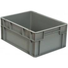 Caja de plástico apilable Norma Europea EU-4317L