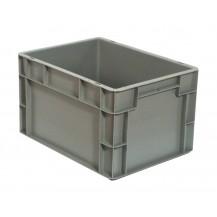 Caja de plástico apilable Norma Europea EU-4323L