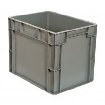 Caja de plástico apilable Norma Europea EU-4332L
