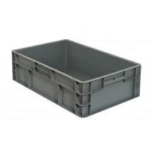 Caja de plástico apilable Norma Europea EU-6417L