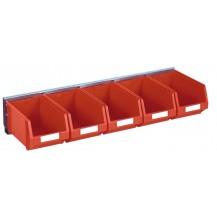 Guías metálicas para cajas Plastibox GR-3 C/C