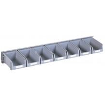 Guías metálicas para cajas Plastibox GR-4/7 C/C