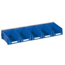 Guías metálicas para cajas Plastibox GR-4 C/C