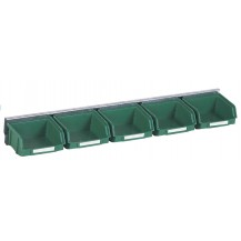 Guías metálicas para cajas Plastibox GR-5 C/C