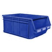 Caja de plástico con abertura frontal K-300/00