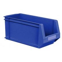 Caja de plástico con abertura frontal K-300/3HL