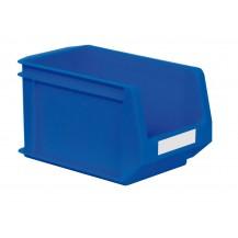 Caja de plástico con abertura frontal K-300/4H