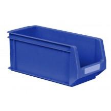 Caja de plástico con abertura frontal K-300/4HL