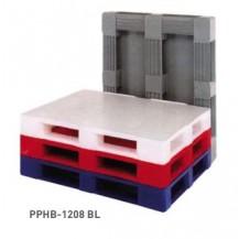 Palet de plástico PPHB-1208 BL