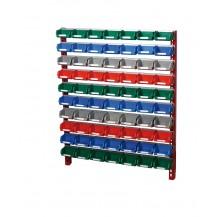 Soportes de pared para cajas plástico PR-10/5 C/C