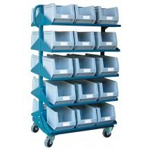 Carros para cajas de plástico RB-B300 C/C