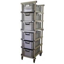 Carros para cajas Eurobox RC-6423 C/C